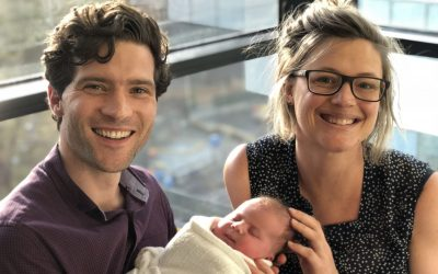 Interview with Professor Alan Duffy on Taking Paternity Leave in Academia
