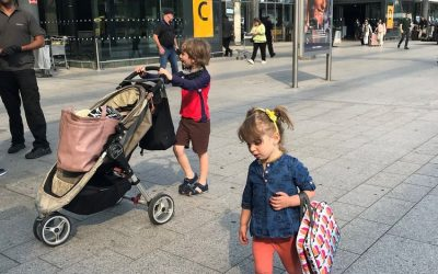 The Essential Guide to Flying with Children